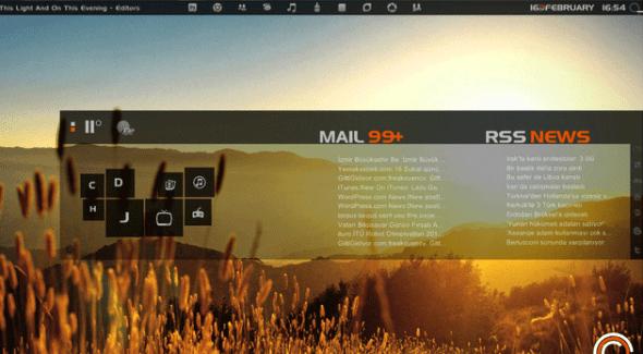 crowd 590x325 Personaliza tu escritorio de Windows con estos skins de Rainmeter