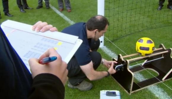 fifa tecnologia gol La FIFA probará tecnologías para comprobar si el balón entra la portería durante el Mundial de Clubes
