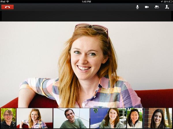 google plus ipad 3 Google+ para iPad disponible para descargar