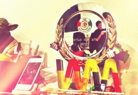 mejor startup mexico awards 2012 Ganadores del México Startup Awards 2012