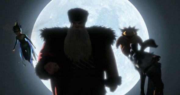 rise of the guardians1 590x312 Rise of the Guardians nos presenta su segundo tráiler
