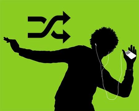 Cómo excluir canciones de la reproducción aleatoria en iTunes