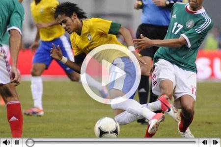 México vs Brasil en vivo (Final Juegos Olímpicos Londres 2012)