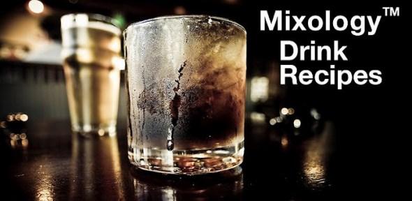 mixology 590x288 Prepara las mejores bebidas con la ayuda de tu smartphone y de Mixology