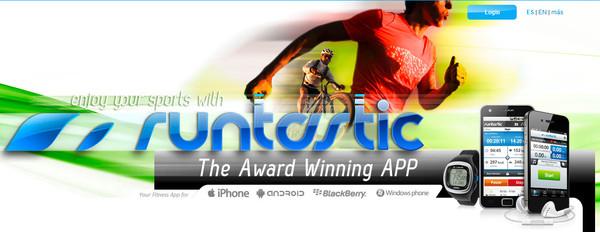 runtasti Apps para correr con la ayuda de tu smartphone