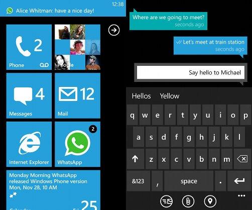 whatsapp windows phone WhatsApp regresa a Windows Phone y está disponible para descargar