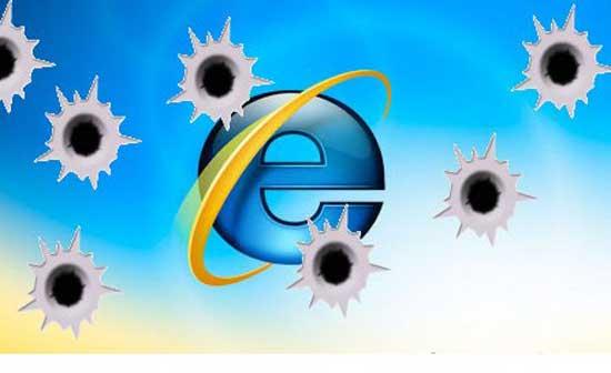 fallo zero day internet explorer Microsoft publicará el viernes un parche para solucionar vulnerabilidad de Internet Explorer