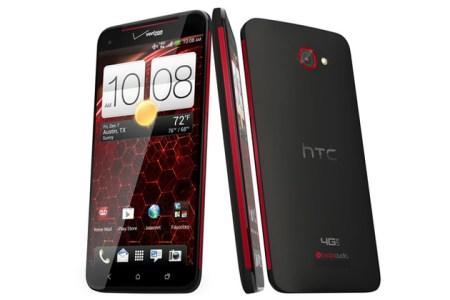 Se presenta en Estados Unidos el HTC Droid DNA, el primer teléfono con pantalla FullHD