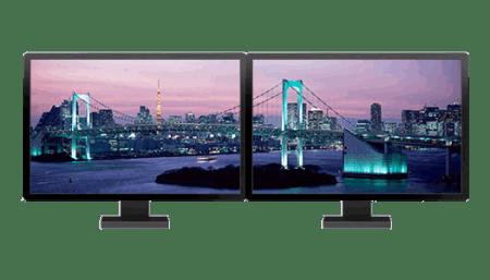 Temas de Windows 8 optimizados para dos monitores