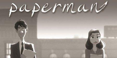 Disfruta de Paperman, el bello cortometraje de Disney nominado al Oscar