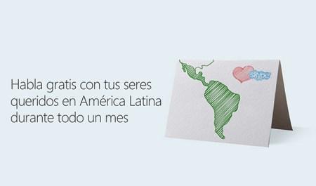 Skype ofrece llamadas ilimitadas a Latinoamérica por $9.99 dólares