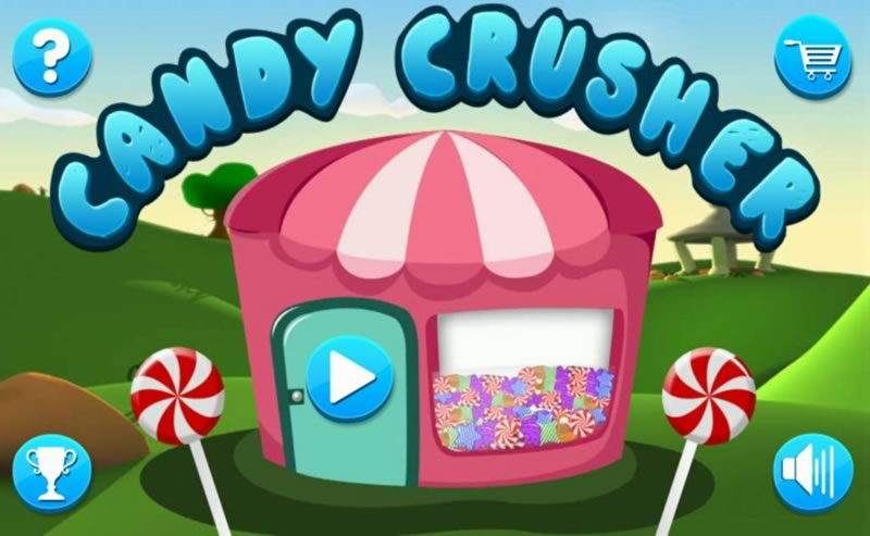 Candy Crush World BlackBerry Candy Crush para BlackBerry gracias a Candy Crush World