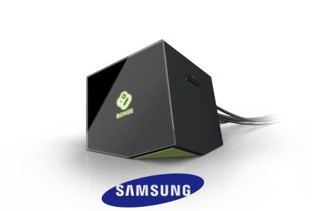 Samsung compra Boxee