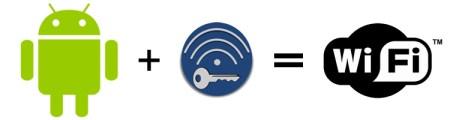 Sacar claves WiFi con Router Keygen para Android