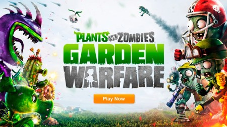 Plants vs Zombies Garden Warfare llega para competir con Call of Duty y Battlefield