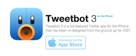 Tweetbot 3 aparece finalmente pero como nueva aplicación con un costo de 3 dólares