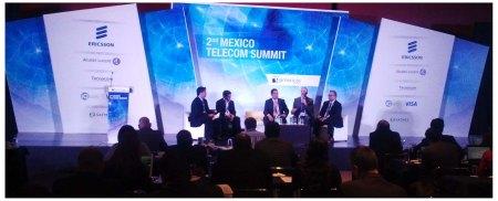 2nd México Telecom Summit y la creciente demanda en el consumo de datos