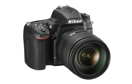 Conoce la Cámara NIKON D750, una D-SLR FULL FRAME con funciones profesionales