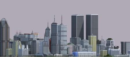 Titan City, la ciudad más espectacular hecha en Minecraft