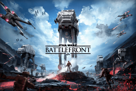 ¡Este es el tráiler de Star Wars Battlefront!