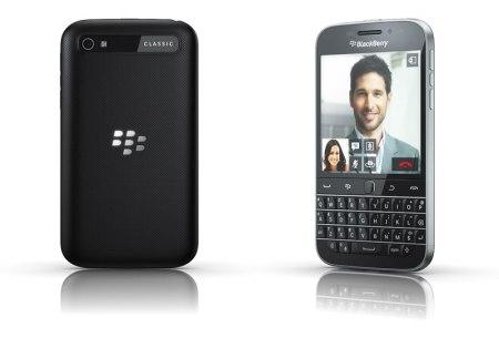 BlackBerry Classic es lanzado en México con Telcel