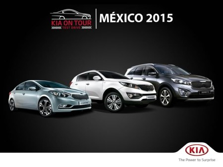 Kia comenzará sus ventas en México el 1 de julio