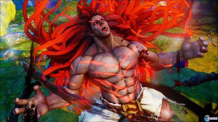 Conoce a Necalli, el nuevo personaje de Street Fighter V
