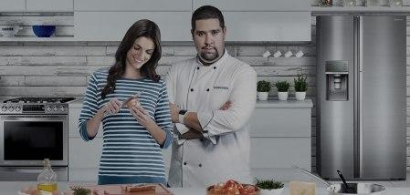 Samsung Chef Helper te ayudará a preparar tus recetas favoritas desde Twitter