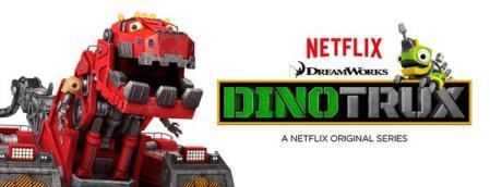 Netflix estrena Dinotrux, su primera coproducción con DreamWorks