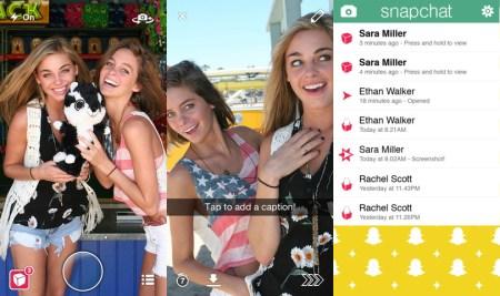 """Snapchat se actualiza con el """"Modo de viaje"""""""