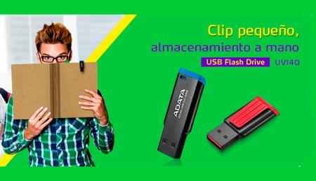 ADATA lanza USB 3.0 Flash Drive con clip