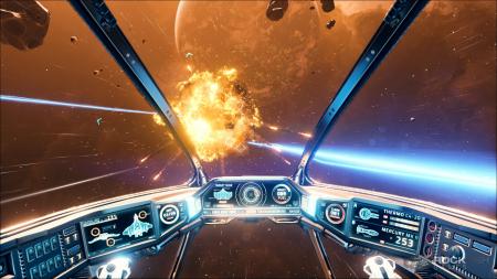 Everspace, un videojuego que logró financiación en Kickstarter