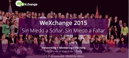 Emprendedoras de Colombia y México lideran postulaciones para competir en WeXchange 2015