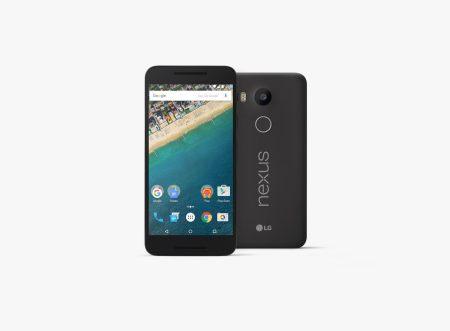 Esta es la evolución del Nexus 5: el Nexus 5X fabricado por LG