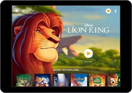 Disney lanzará su propio servicio de streaming