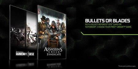 NVIDIA regala juegos en la compra de GPU GeForce GTX