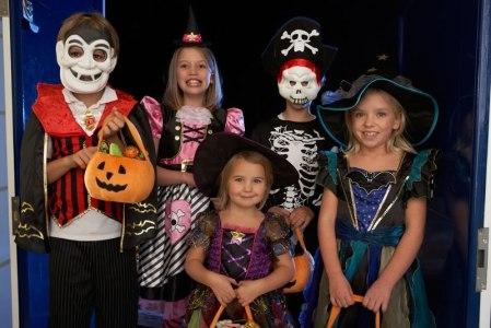 Los disfraces de Halloween que no pasan de moda
