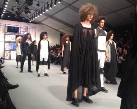 LG fue patrocinador del fashion Week México como Official lifestyle partner