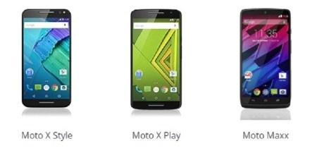 Motorola anuncia lista de teléfonos que actualizarán a Android Marshmallow
