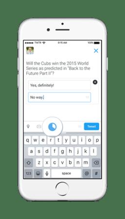 Ya podrás realizar encuestas en Twitter