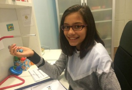Niña de 11 años vende contraseñas seguras por $3 dólares