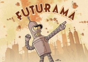 """Juego móvil de """"Futurama"""" llegará para Android y iOS"""
