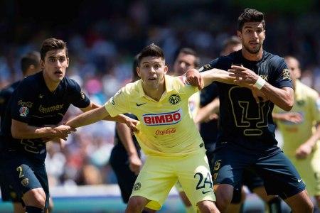 A que hora juega América vs Pumas en el Apertura 2015 y en qué canal se transmite