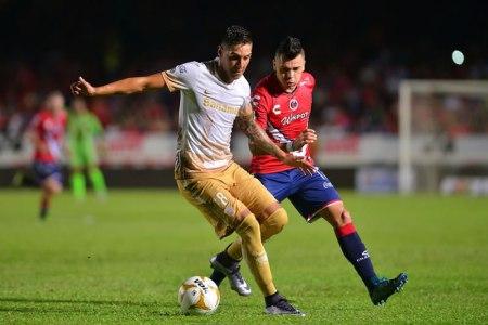 A qué hora juega Pumas vs Veracruz en la Liguilla del Apertura 2015 y en qué canal verlo