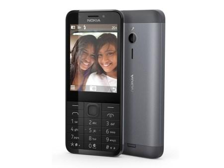 Nokia 230: el nuevo teléfono básico de Microsoft