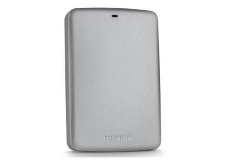 Toshiba lanza disco duro portátil Canvio Basics de 3TB