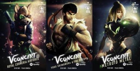 VCONCERT anuncia alianza con Spotify México