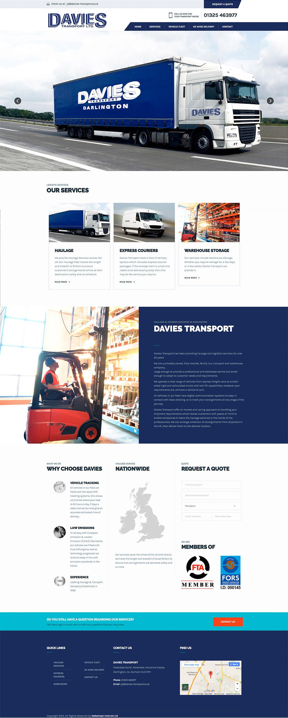 Davies Transport