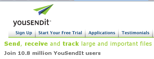you-send-it