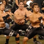 Random image: Hawaii_football_players_dance